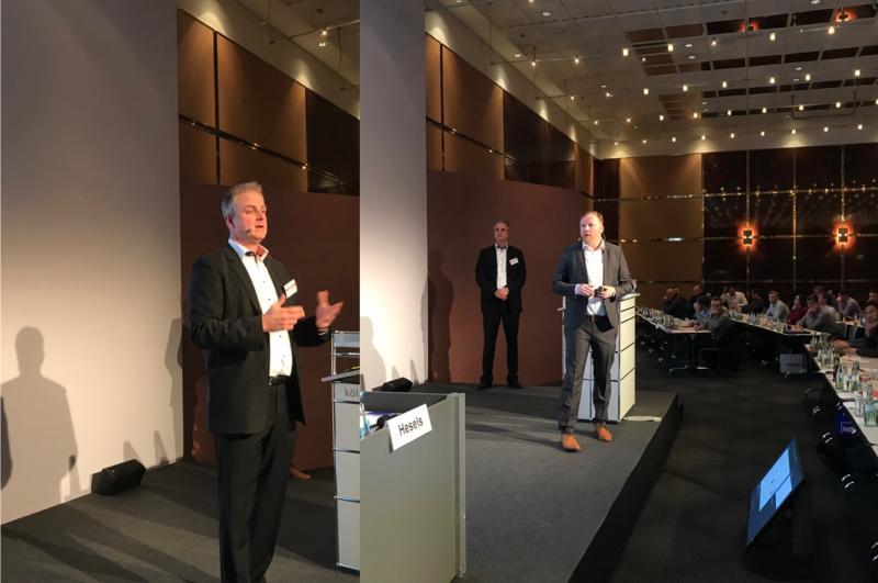 Vortrag – VdS Brandschutztage in Köln